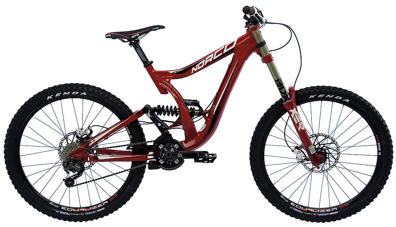 2011 Norco DH Race - $2785USD, $3175CDN Avail. Sept.
