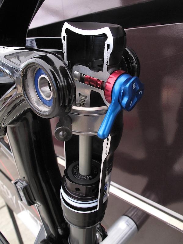 Fox Float DRCV Shock Technology - Tested - Pinkbike