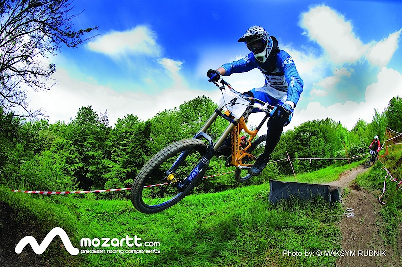Photo which will print on the posters. Albert Stęclik from Rockets Crew officially sponsored by mozartt.com