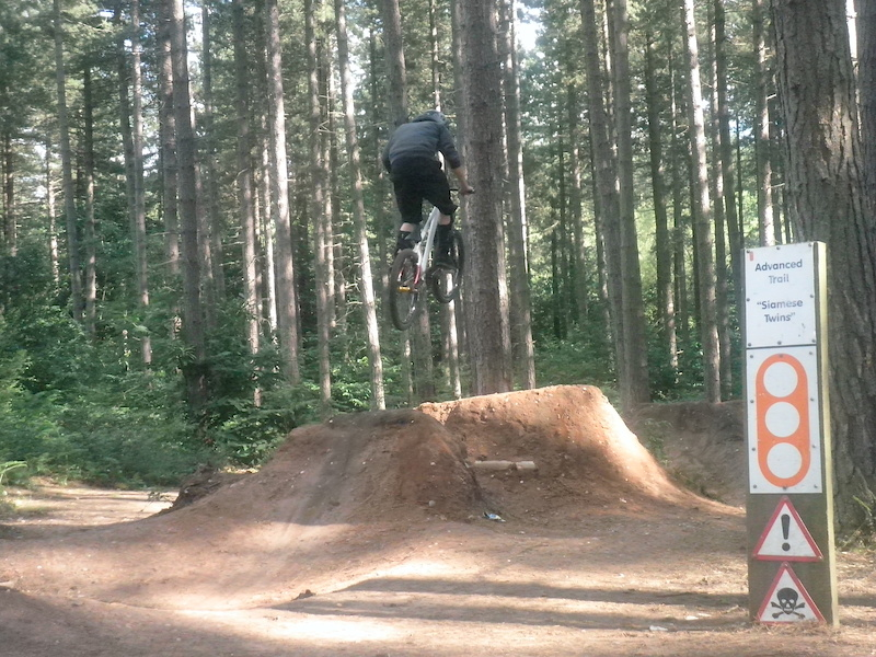 matty jumpin the first in the big set