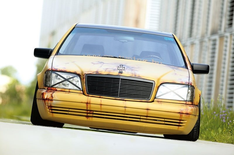 Rs Tuning Mercedes W140