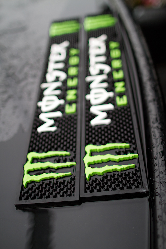 Monster Energy has prepped the Whistler Village for a solid party!