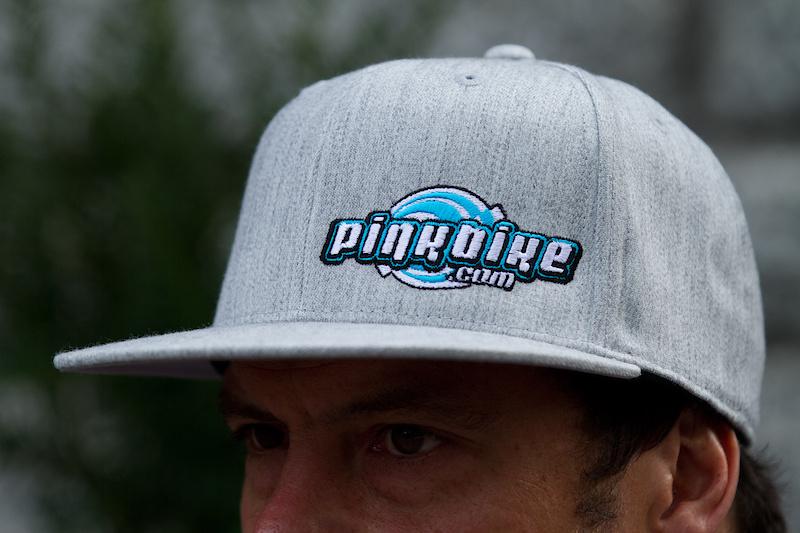 New custom Pinkbike.com hats. Thoughts?