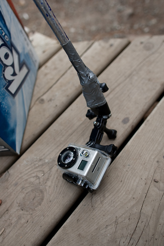 Last but not least two things you will see tons of in Whistler. GoPro cameras and Kokanee Beer