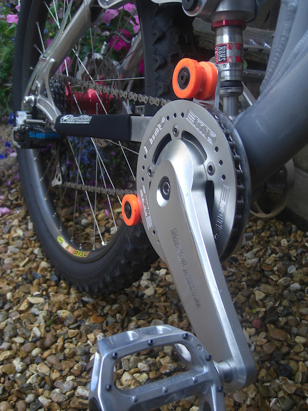 Middleburn DH cranks
