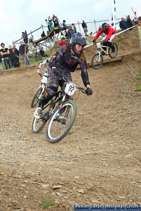 Jono Jones Leading A Youth Moto