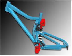 Propain's Pro10 suspension
