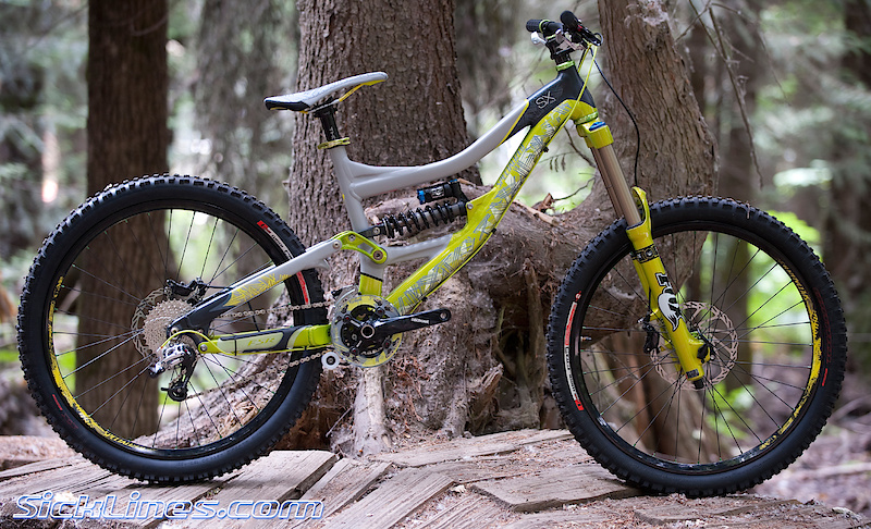The specialized sx trail II 2011. pic from sicklines.com