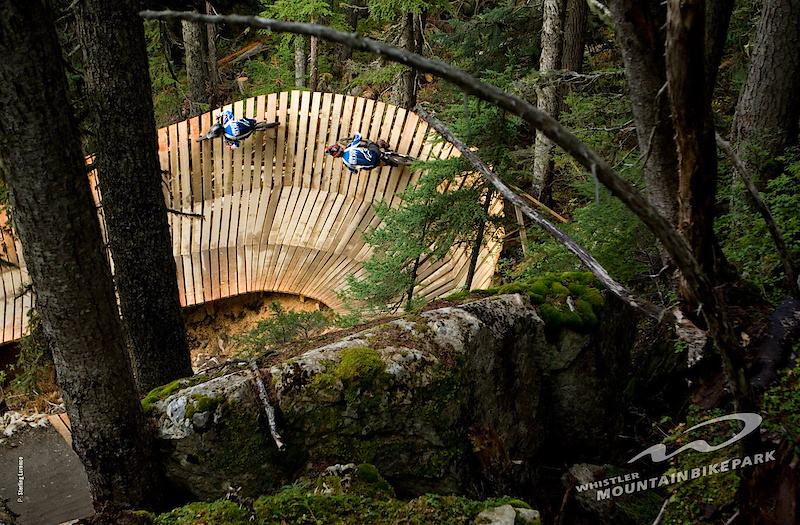 Oo ahh at whistler mountain bikepark in whistler british columbia canada photo by jordyn - Highland park wallpaper ...