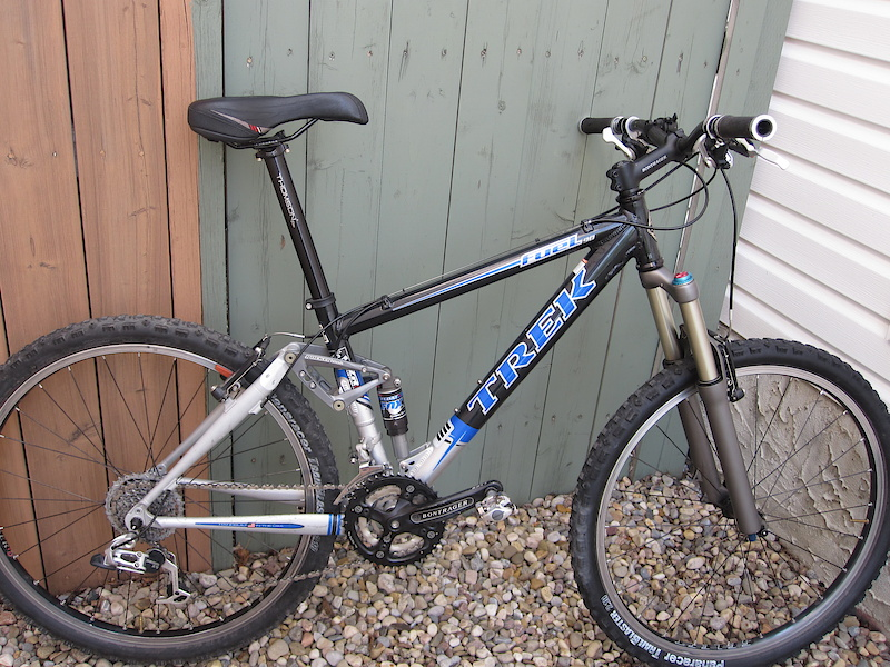 "2003 Trek Fuel 90 Size 15.5"" With Upgrades PRICE DROP! For"