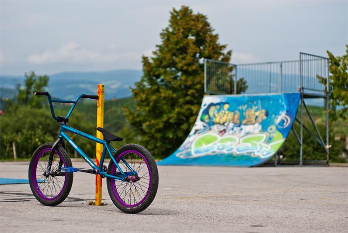Bike check, Photo:Alen Tomše
