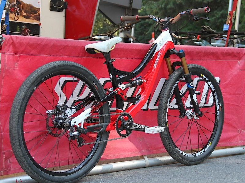 His Specialized SX