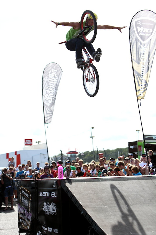 Animal Relentless Bike Tour http://biketour.animal.co.uk/