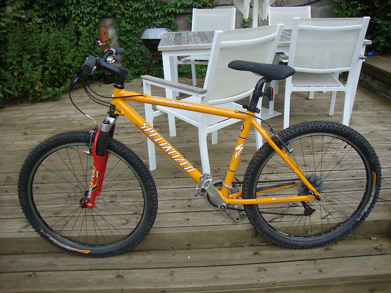 Specialized StumpJumper 1998 Left