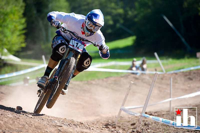 1st - Gee Atherton brings it all home