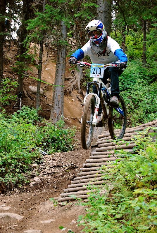 Western Open 2010 DH