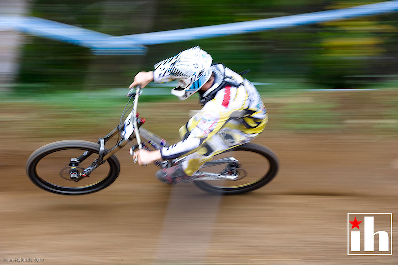 George at the 2010 World Champs at MSA. Photo by Ian Hylands