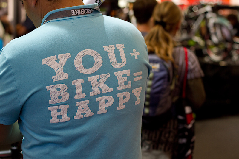 Random images from Eurobike 2010.
