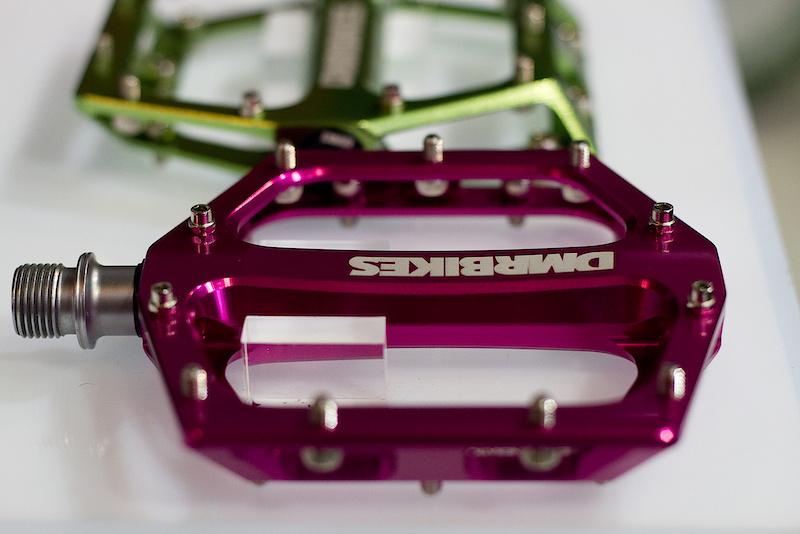 DMR Vault Pedals - Eurobike 2010 - Pinkbike