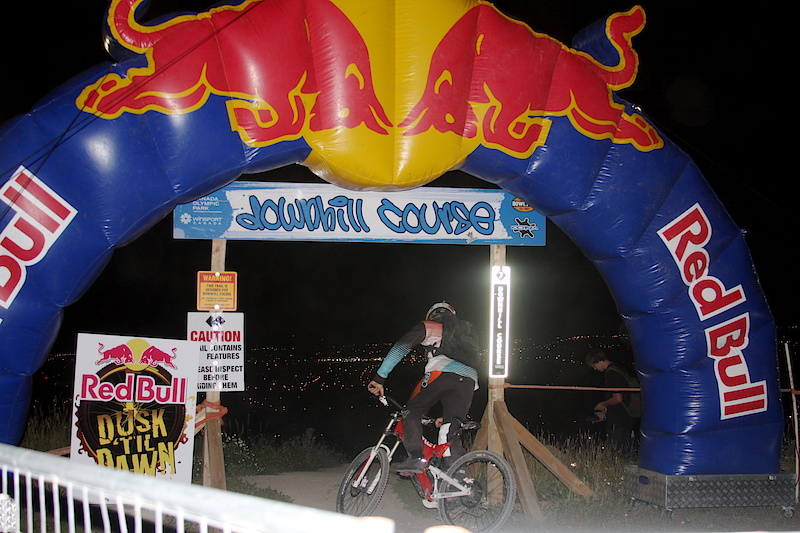Red Bull Dusk Till Dawn , lighting and pictures are terrible but good night overall