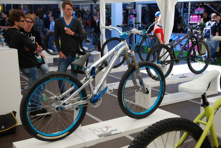 photos from NS at eurobike. these are not my photos.
