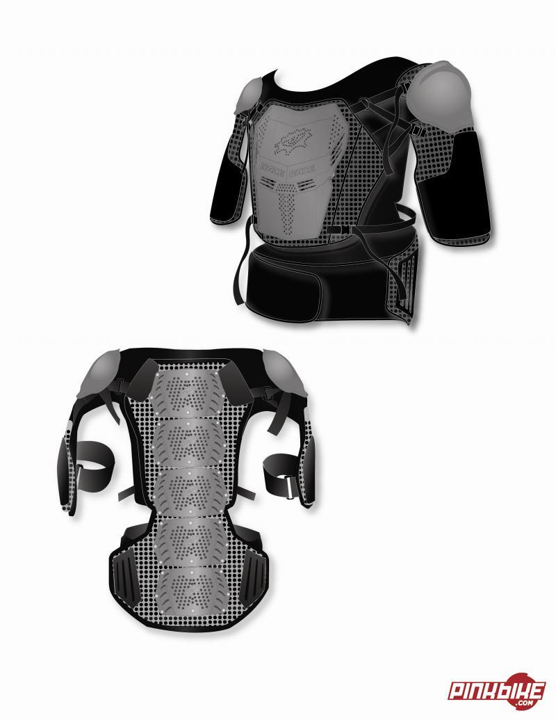 Race FAce body armor