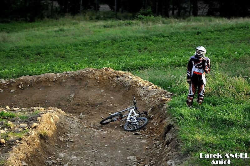 """Korbielów Bike Park Photo by Darek Angel """"Aniol"""""""