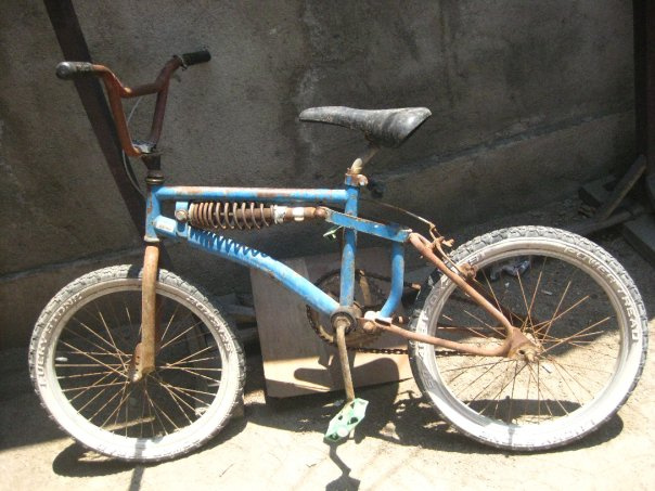 funny whip on some secluded island in bali!