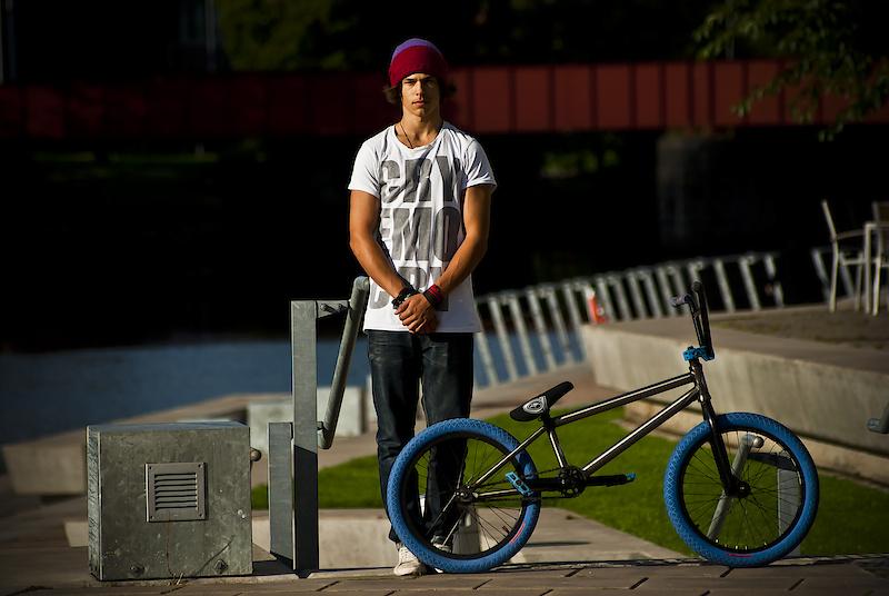 Me with bike?