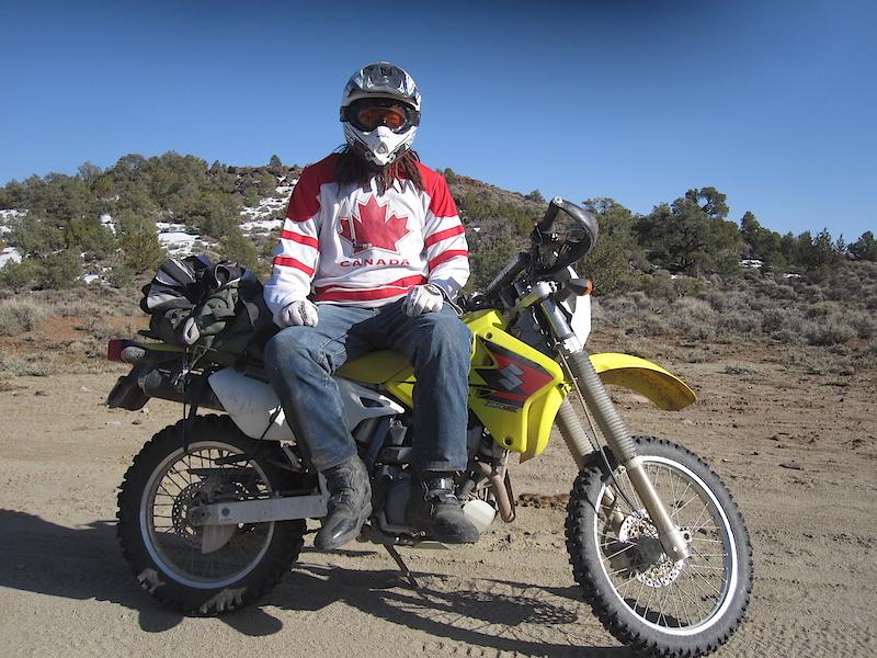 Canadian Moto in America!