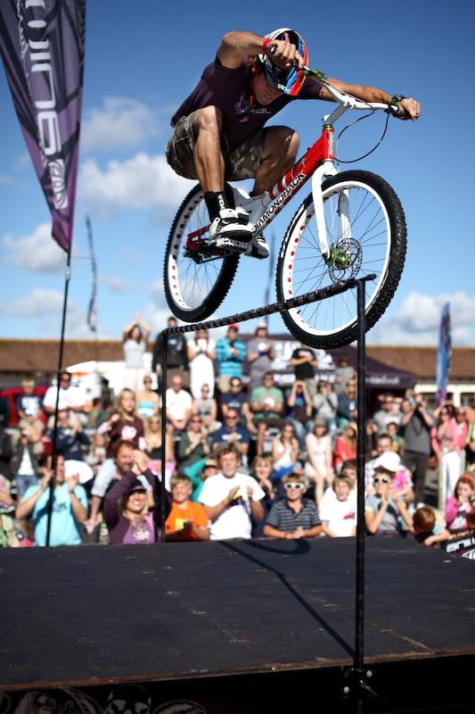 Animal Relentless Bike Tour 2010 http://biketour.animal.co.uk/
