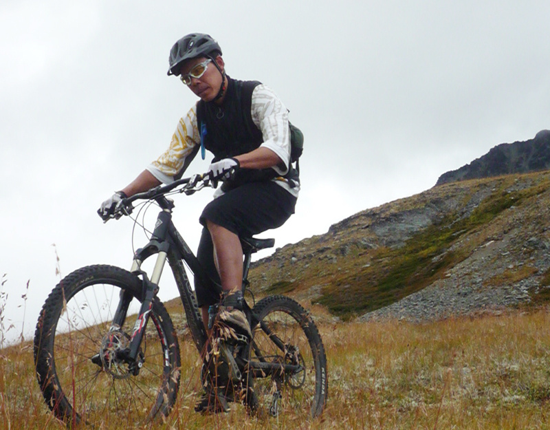 Riding in the Babines, Smithers