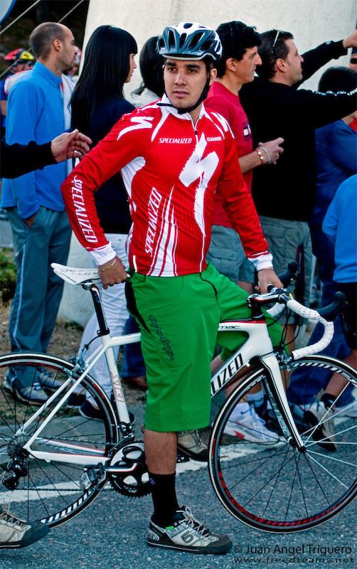 Sam Hill At Specialized Days 2010 La Pinilla Bike Park In