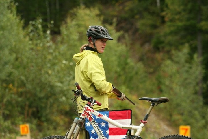 Canadian bikes a shootin'!