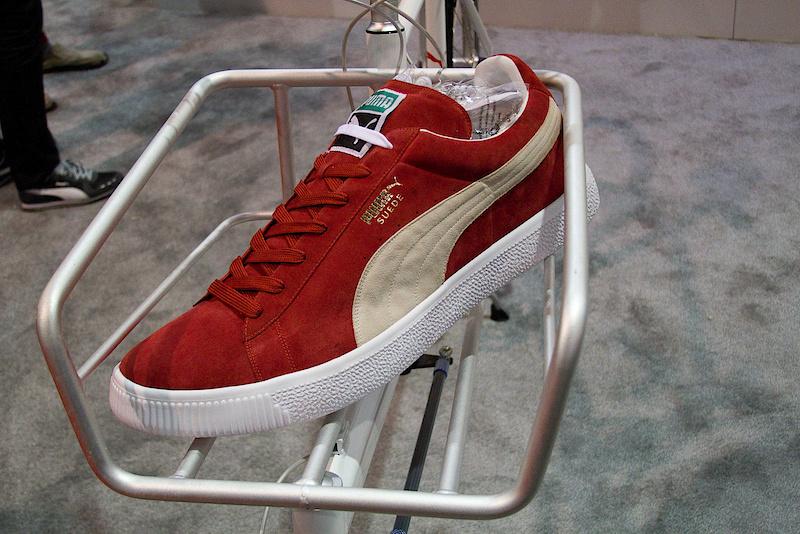 Dear Puma, Shaq called, he wants his shoes back.