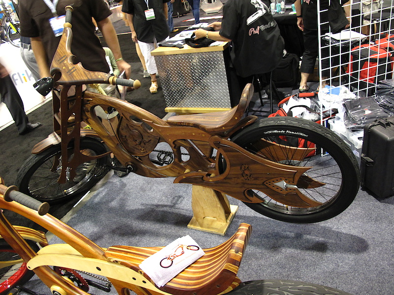 How much wood could a woodchuck chuck if a woodchuck could chuck wood? Don't be silly, woodchucks have better things to do with their time, like make cool choppers and such!