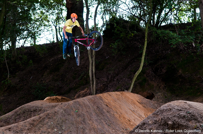 Tailwhip for a Canadian Dirt Imports photoshoot.