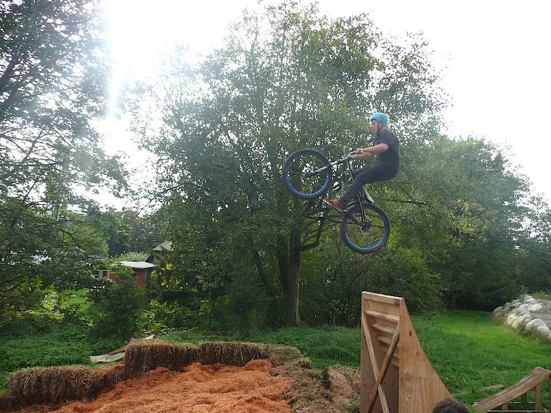 Sawdust Jump