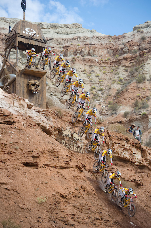 Press pics from the 2010 Red Bull Rampage. Photo by Ian Hylands/Red Bull Photofiles