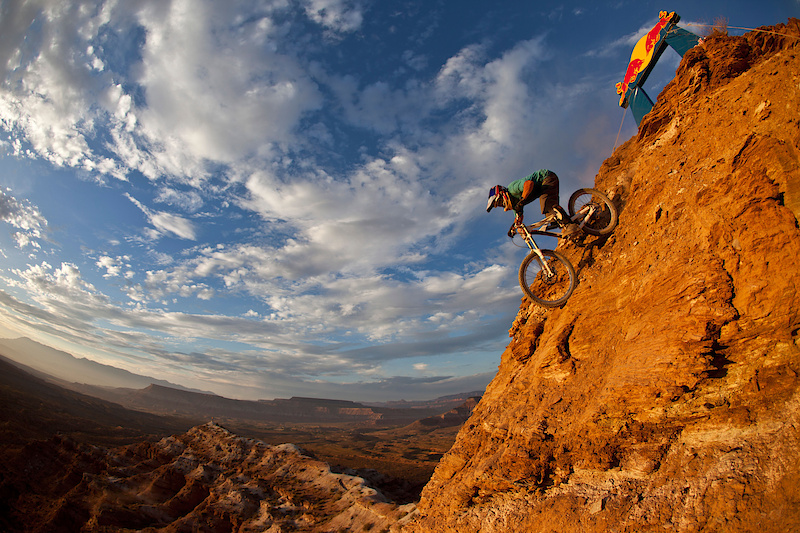 Press pics from the 2010 Red Bull Rampage.  Photo by Christian Pondella/Red Bull Photofiles