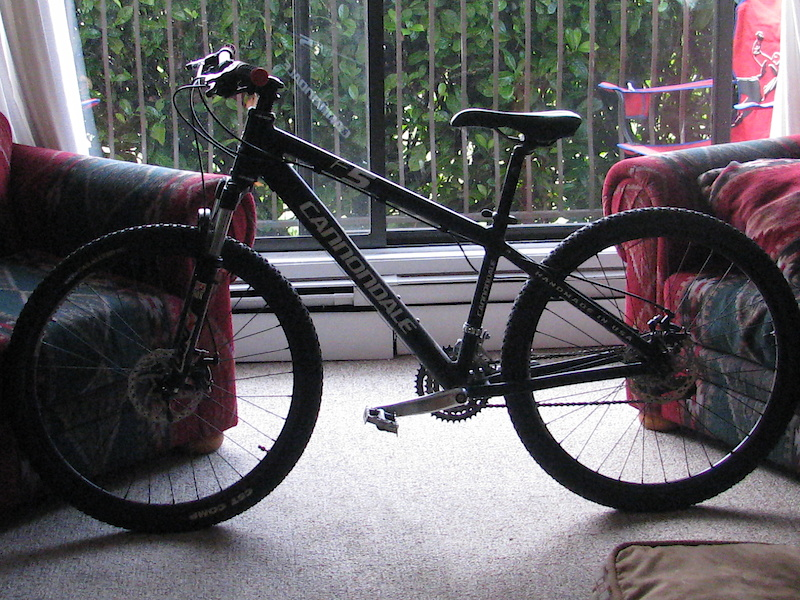 2007 Cannondale F5 850 Obo For Sale