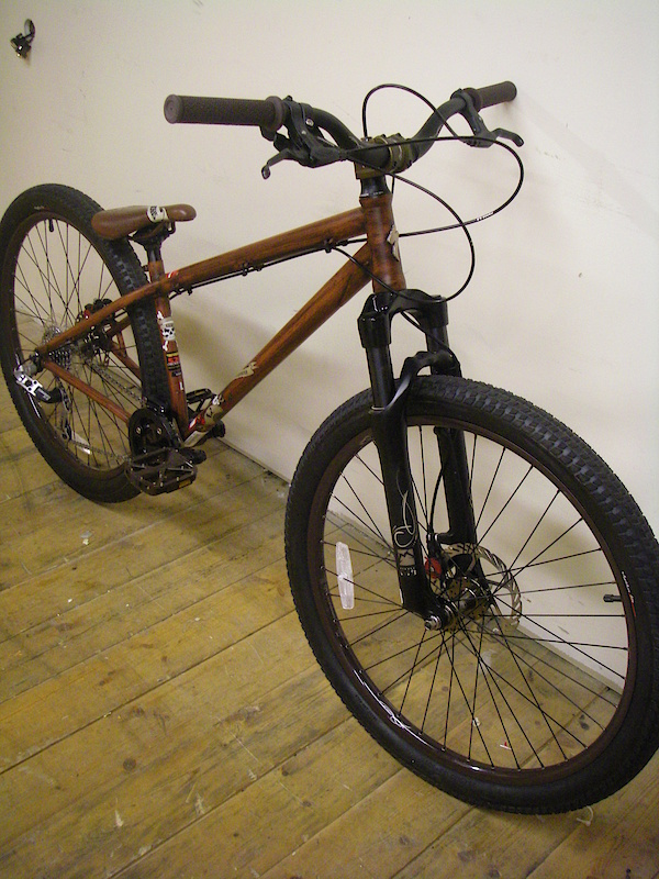 2010 Specialized P2 cr-mo