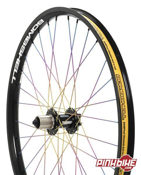 Fat Daddy Rear wheel