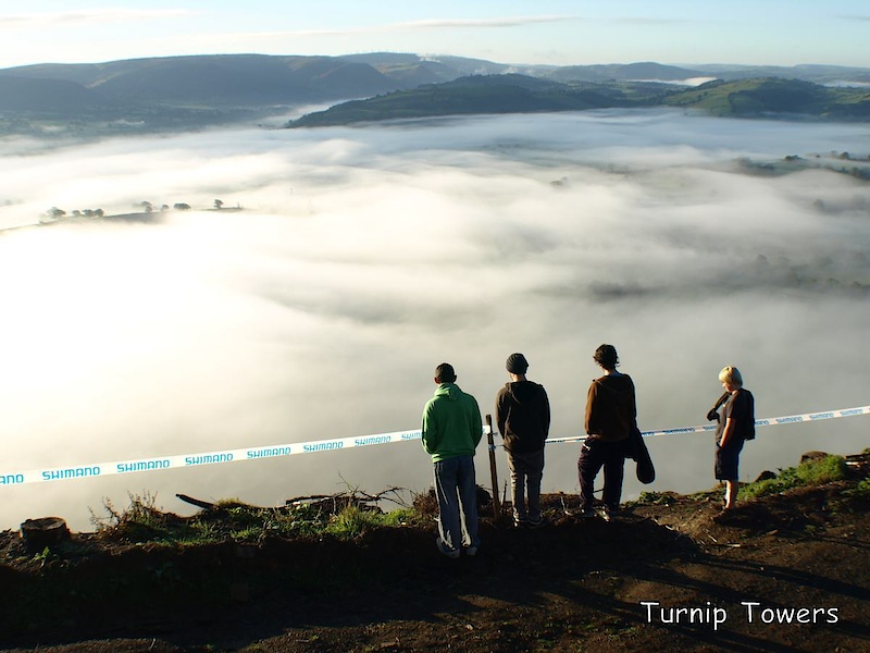 Some Amazing Views At Caersws In 2010