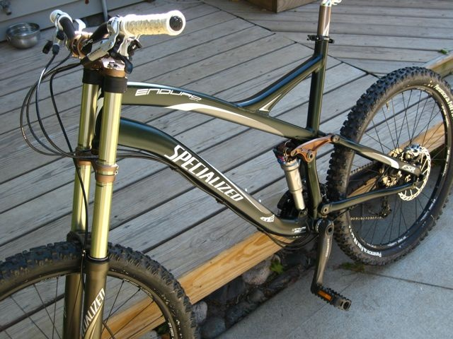 27e9bfcac6f 2008 Specialized Enduro SL For Sale
