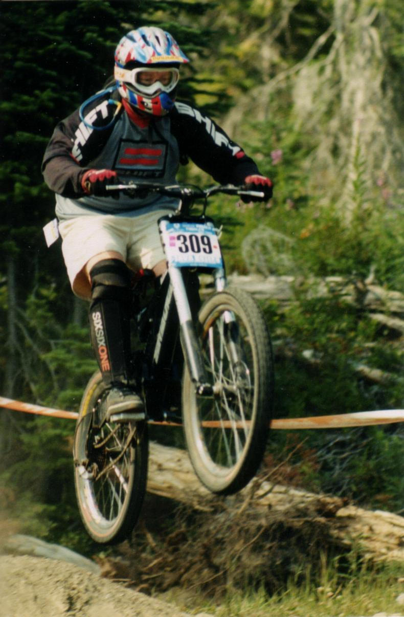 Ben Racing in Ferrnie BC Canada