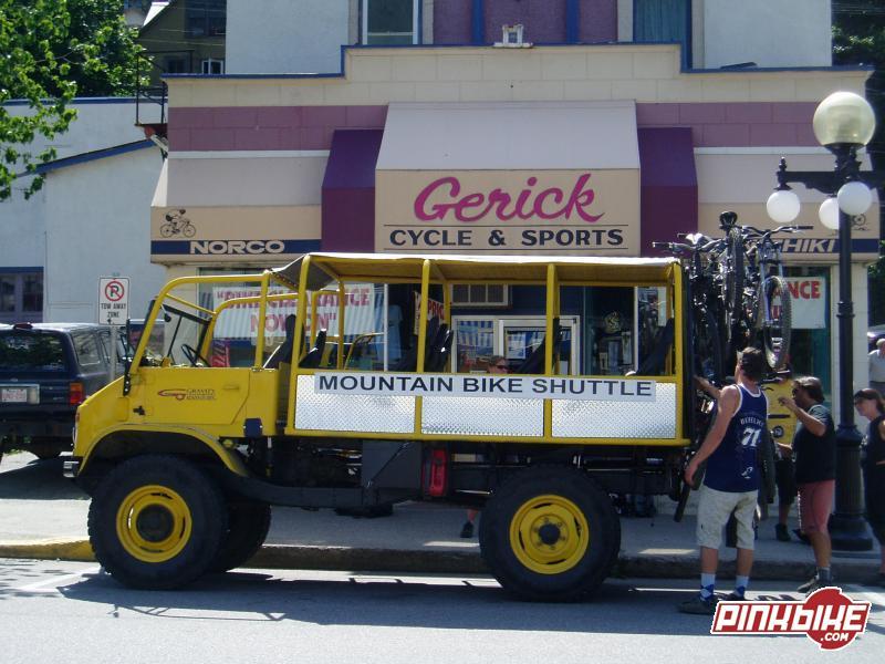 Mog at Gerrick's Cycle