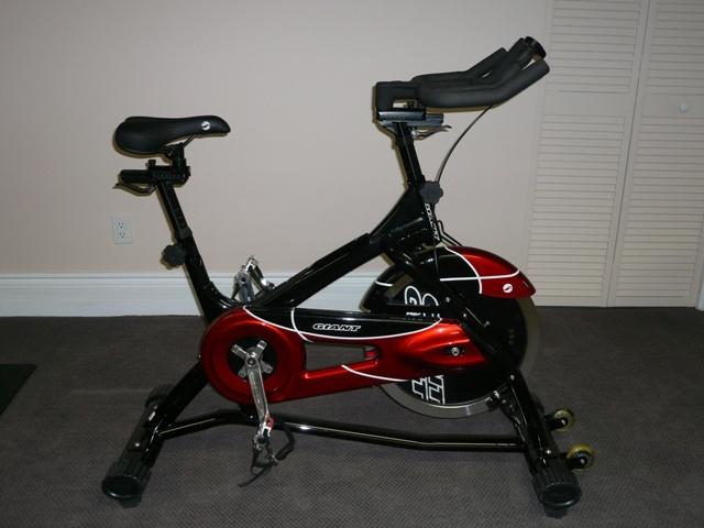Giant Commercial Grade Spinning Bike For Sale