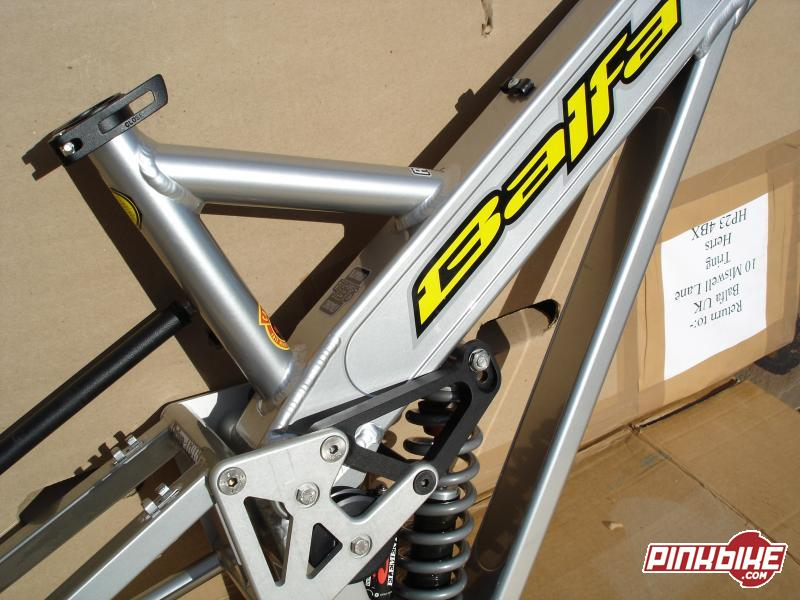 Brand new 2005 Balfa bb7 for sale