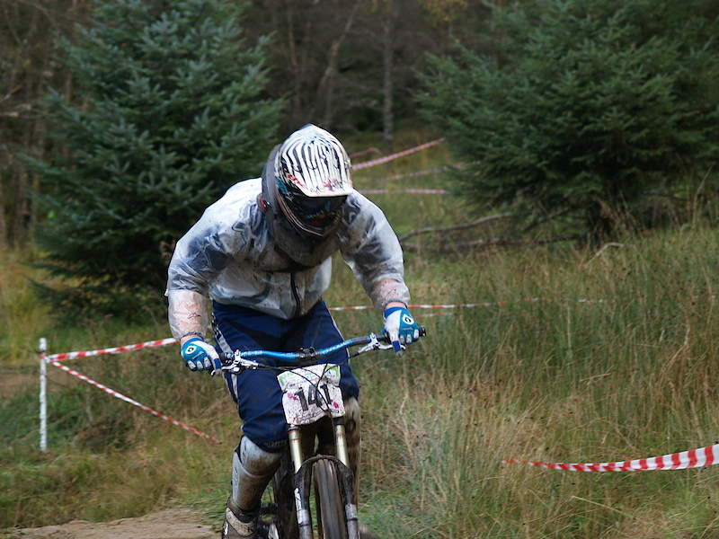on race day